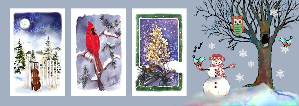 Winter Banner - White Frames copy