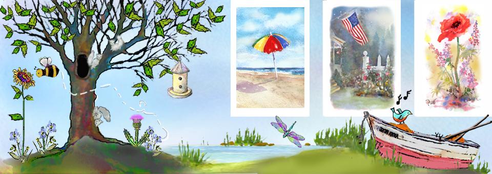 Banner - Summer