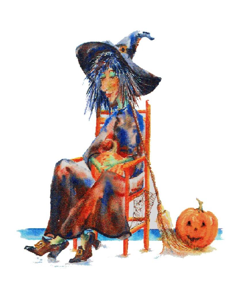 Witch's Nap - Trish Murtha Designs